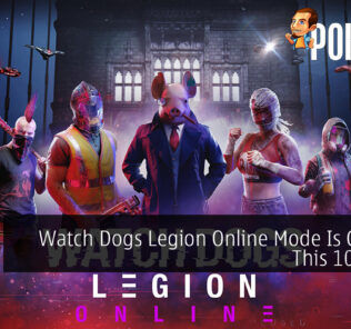 Watch Dogs Legion Online Mode cover