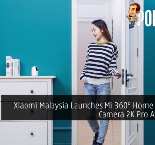Xiaomi Malaysia Launches Mi 360° Home Security Camera 2K Pro At RM219 18