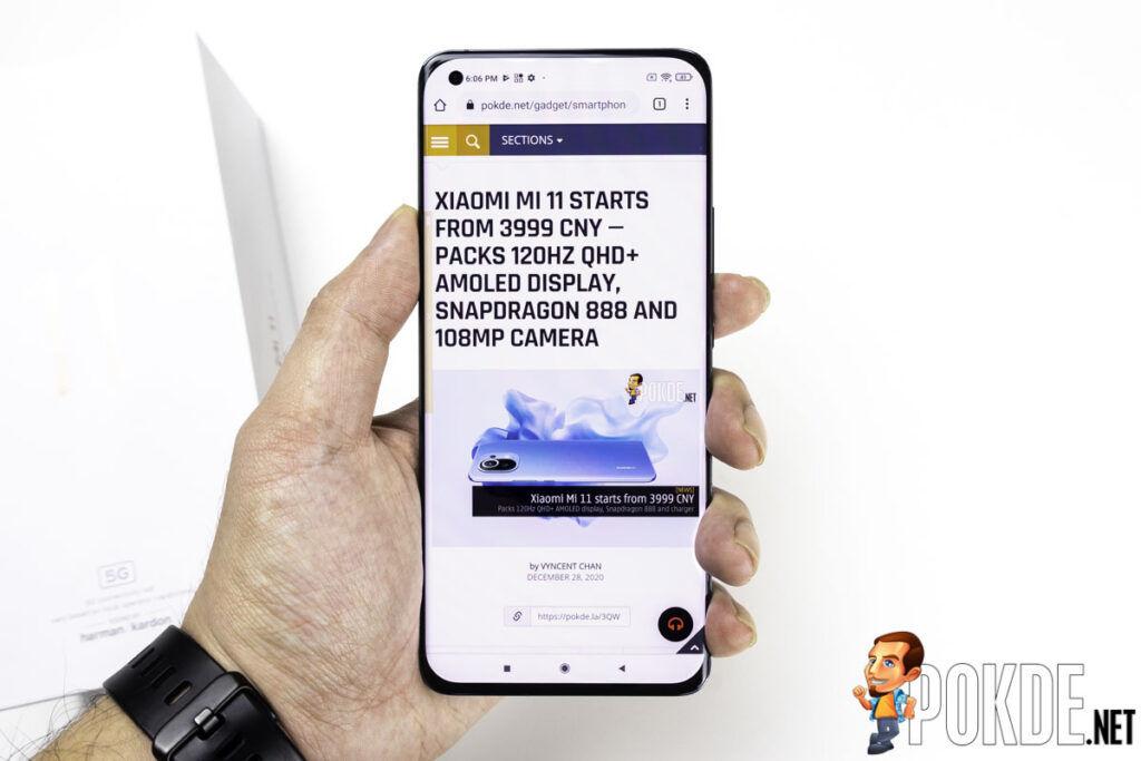 Xiaomi Mi 11 Review-12