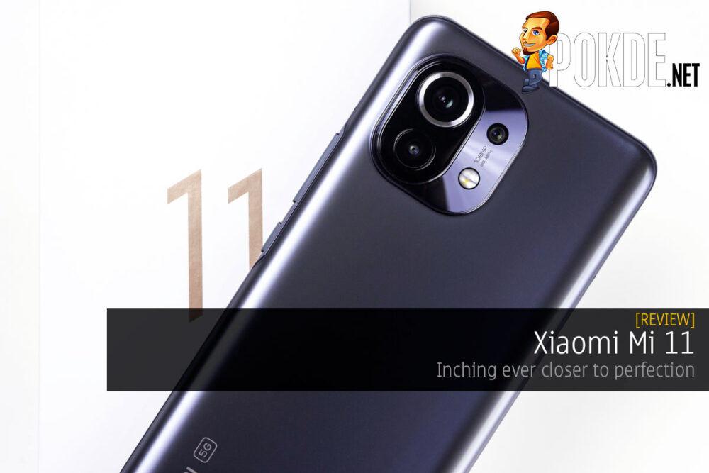 Xiaomi Mi 11 Review cover