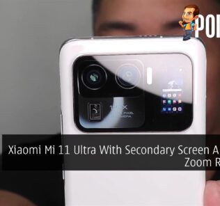 Xiaomi Mi 11 Ultra With Secondary Screen And 120X Zoom Revealed 28