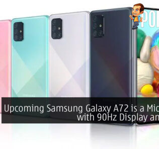 Upcoming Samsung Galaxy A72 is a Midranger with 90Hz Display and More