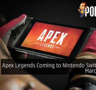 Apex Legends Coming to Nintendo Switch This March 2021