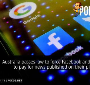 australia facebook google news law cover