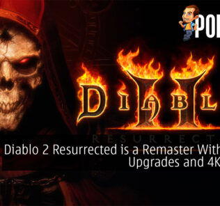 Diablo 2 Resurrected is a Remaster With Visual Upgrades and 4K 144Hz