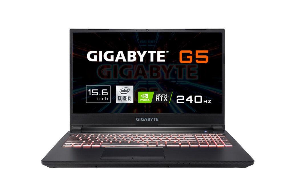gigabyte g5 laptop