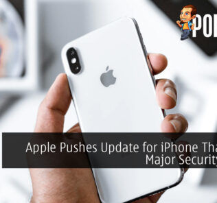Apple Pushes Update for iPhone That Fixes Major Security Flaws