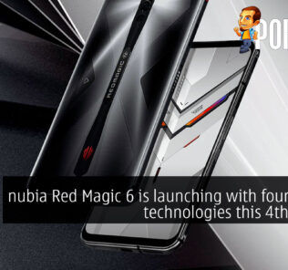 nubia red magic 6 4th march cover