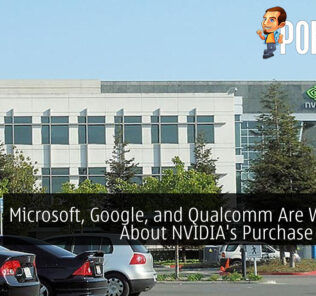 Microsoft, Google, and Qualcomm Are Worried About NVIDIA's Purchase of ARM
