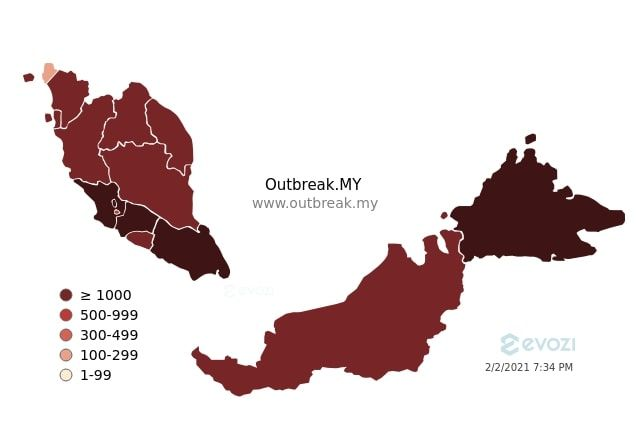 Malaysia COVID-19 Immunization Program Will Be Done in 3 Phases
