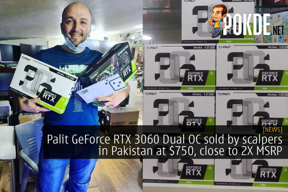 palit geforce rtx 3060 dual oc scalpers pakistan cover
