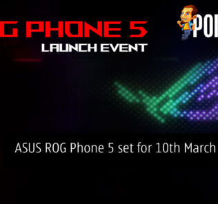 rog phone 5 10th march launch cover