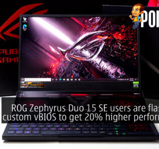 rog zephyrus duo 15 se custom vbios performance cover