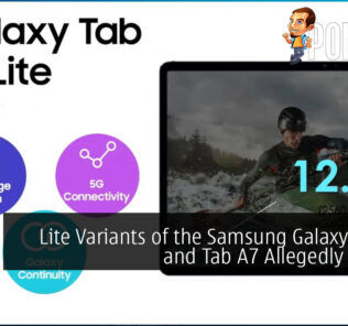 Lite Variants of the Samsung Galaxy Tab S7 and Tab A7 Allegedly Leaked