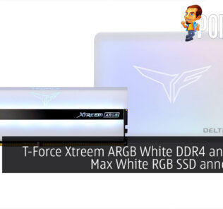 teamgroup t-force delta max white rgb ssd t-force xtreem argb white ddr4 cover