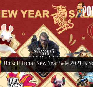 Ubisoft Lunar New Year Sale 2021 is Now Live with Discounts Up to 85%