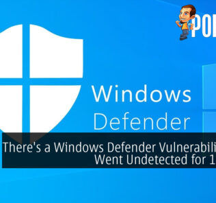 There's a Windows Defender Vulnerability That Went Undetected for 12 Years