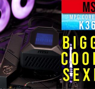 MSI MPG LiquidCore K360 Review : Bigger, Cooler, Sexier 31