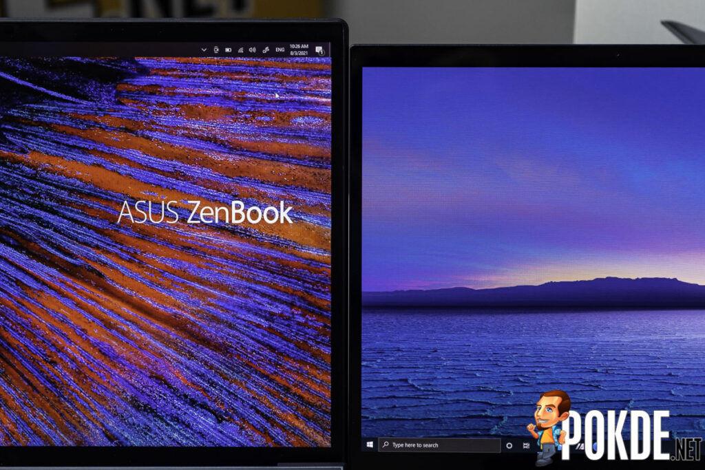 ASUS ZenBook Flip 13 OLED UX363 review-14