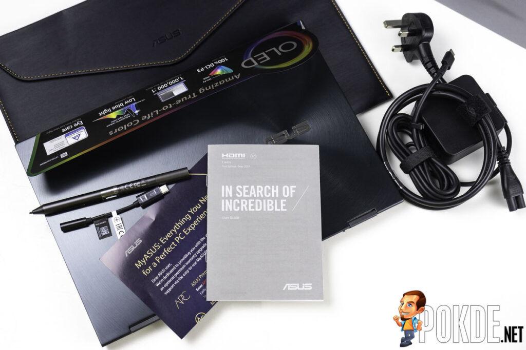 ASUS ZenBook Flip 13 OLED UX363 unboxing-2