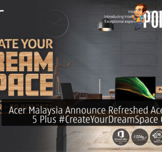 Acer Malaysia Announce Refreshed Acer Nitro 5 Plus #CreateYourDreamSpace Contest 26