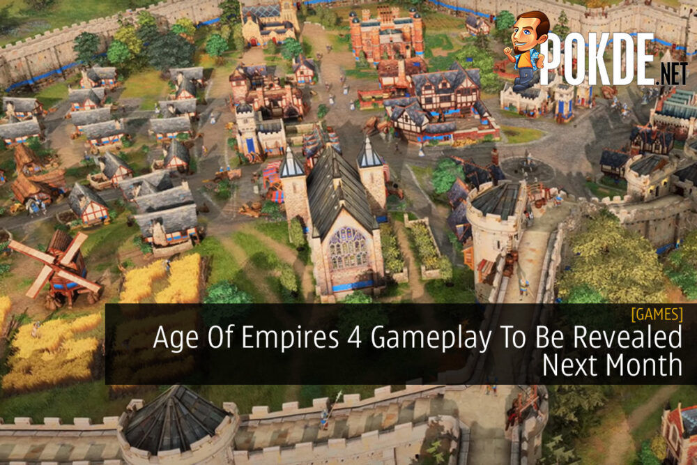 Age Of Empires 4 Gameplay To Be Revealed Next Month 25