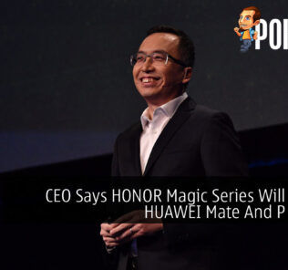 CEO Says HONOR Magic Series Will Exceed HUAWEI Mate And P Lineup 21