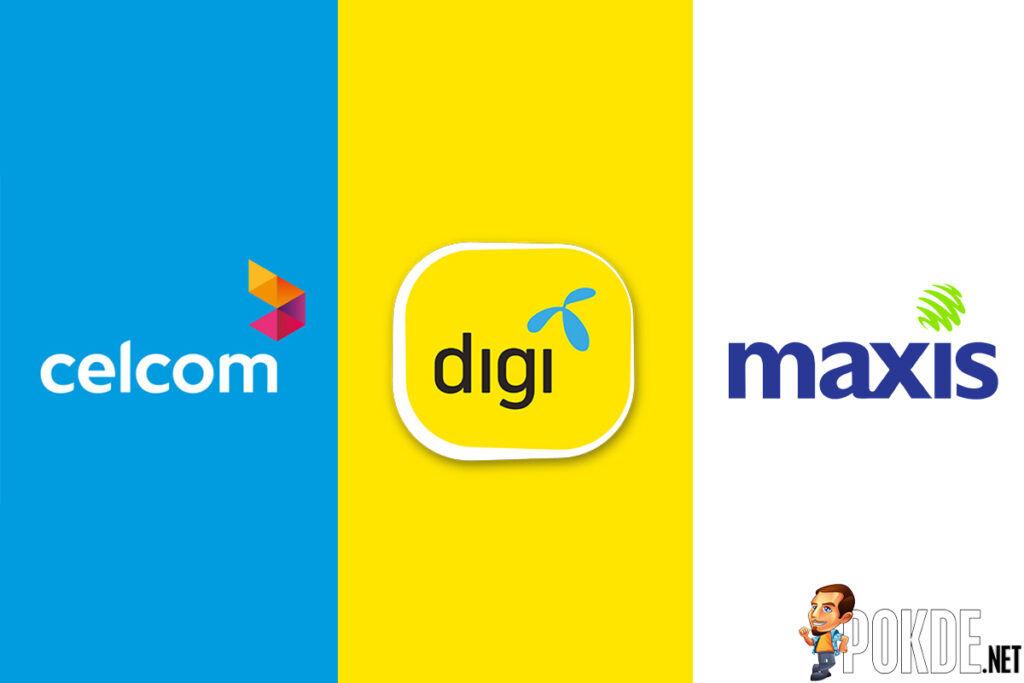 Celcom, Digi, Maxis Collaboration Fibr
