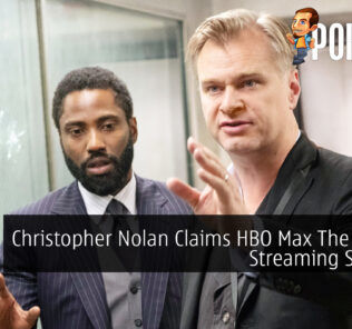 "Christopher Nolan Claims HBO Max The ""Worst Streaming Service"" 21"
