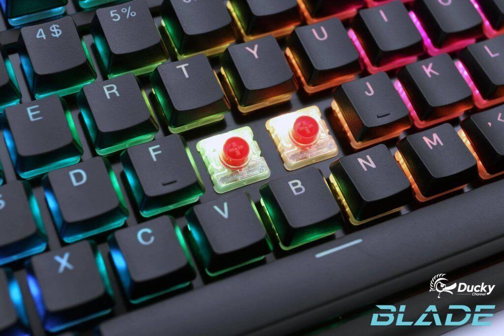 Ducky Cherry MX Low Profile Switch