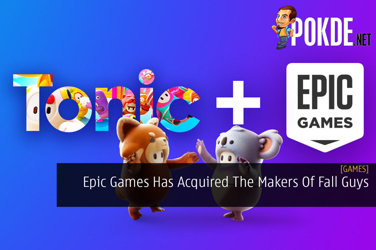 Epic Games Has Acquired The Makers Of Fall Guys 8