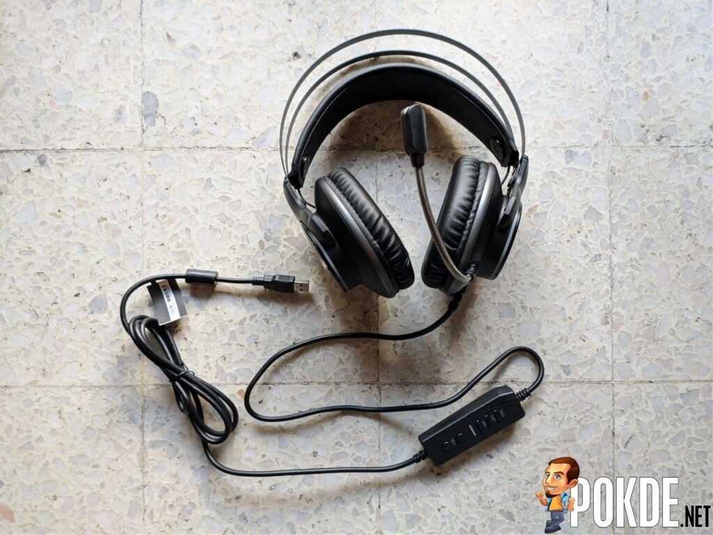 GIGABYTE AORUS H1 Gaming Headset Review - Is GIGABYTE's noise-cancelling headphones all that? 20