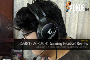 GIGABYTE AORUS H1 Gaming Headset cover