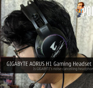 GIGABYTE AORUS H1 Gaming Headset cover