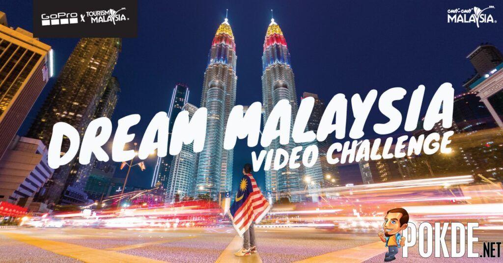 GoPro x Tourism Malaysia - Dream M