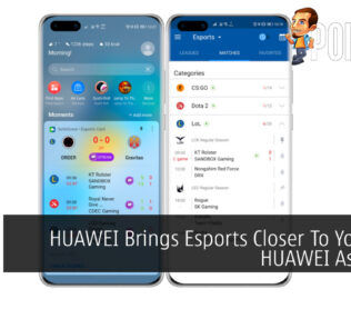HUAWEI Brings Esports Closer To You With HUAWEI Assistant 21