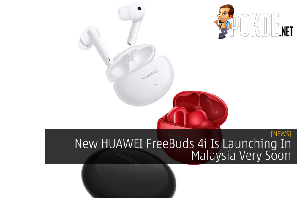 HUAWEI FreeBuds 4i cover
