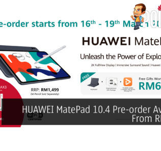 HUAWEI MatePad 10.4 Pre-order Available From RM1,499 27