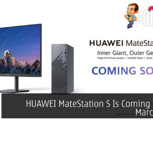 HUAWEI MateStation S Is Coming This 20 March 2021 21