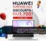 HUAWEI Shopee's 4.4 Mega Shopping Day cover