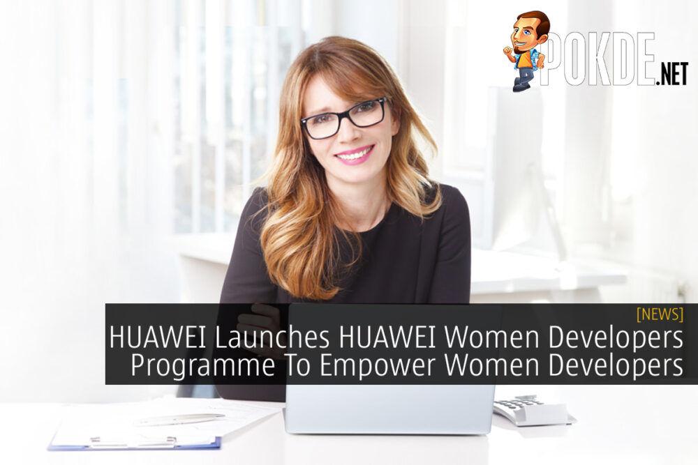 HUAWEI Women Developer Programme cover