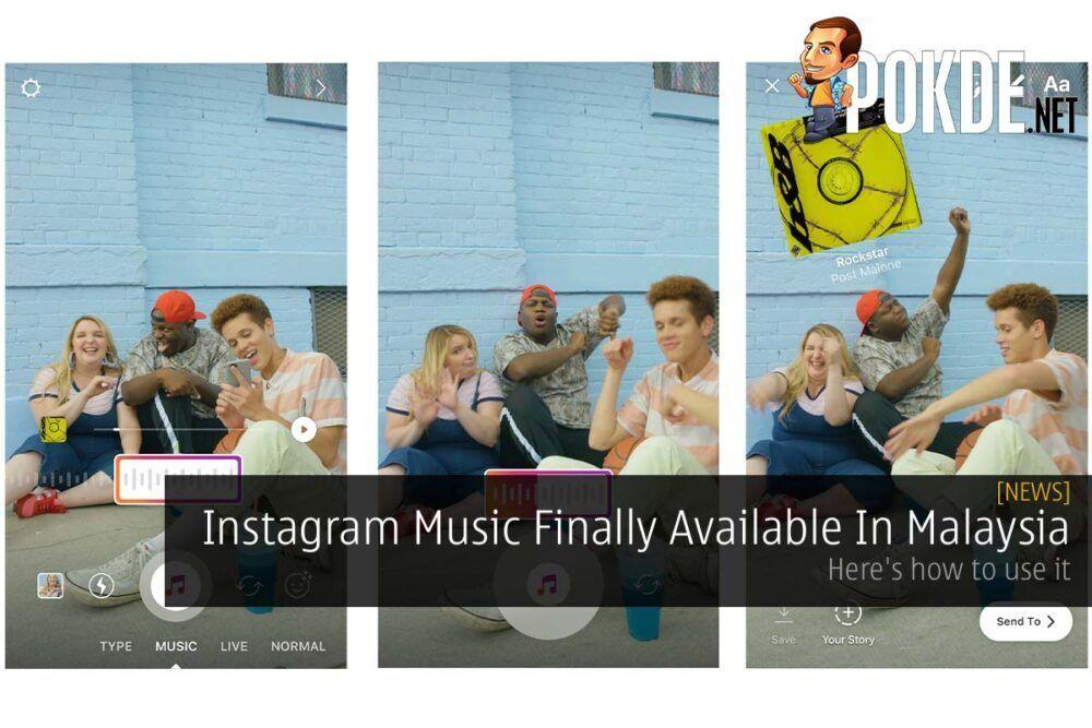 Instagram Music Cover