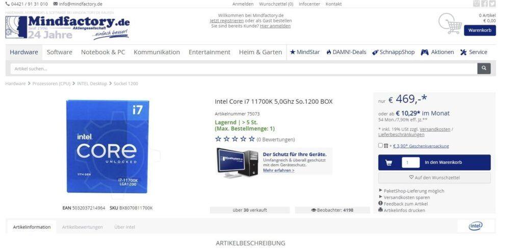 Intel_Core-I7-11700K mindfactory
