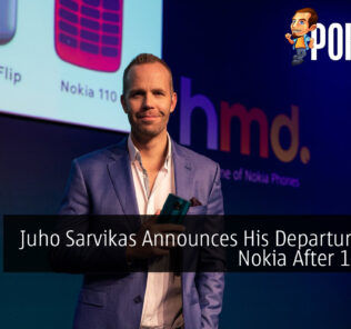 Juho Sarvikas Announces His Departure From Nokia After 15 Years 20