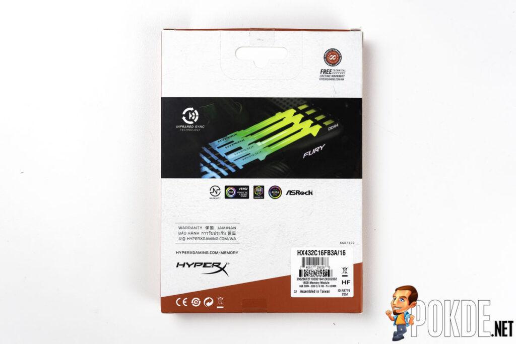 Kingston HyperX Fury DDR4-3200 CL16 16GB review-4