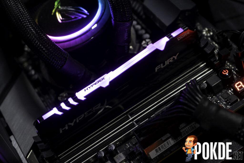 Kingston HyperX Fury DDR4-3200 CL16 16GB review-5