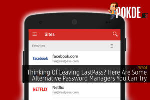 LastPass Alternative Password Manager cover