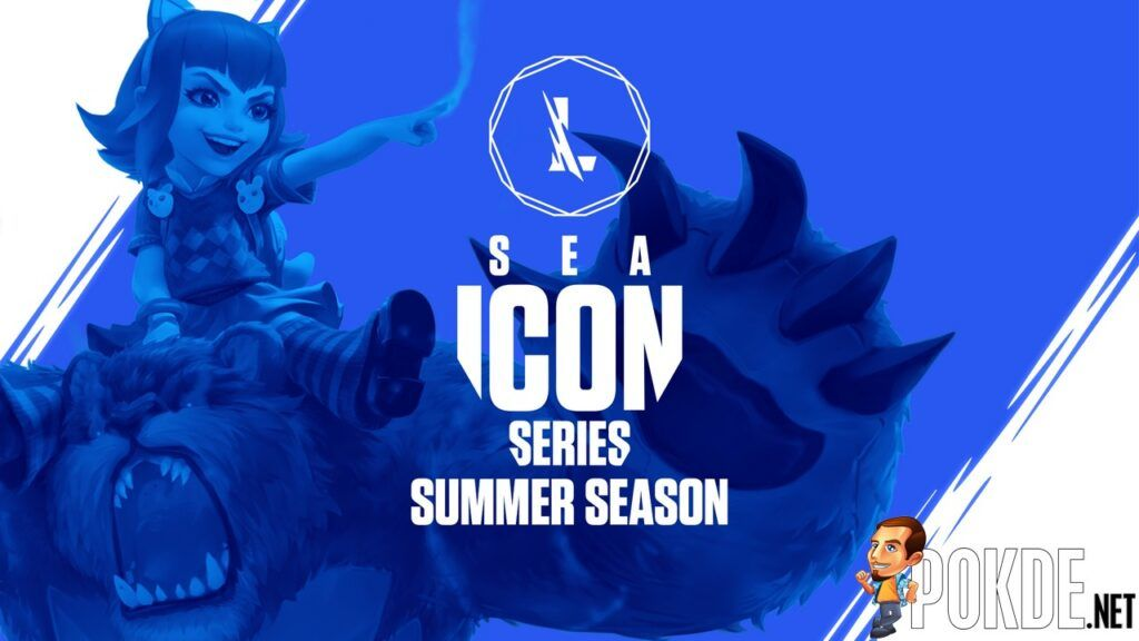 League of Legends Wild Rift Southeast Asia Icon Series Summer Season