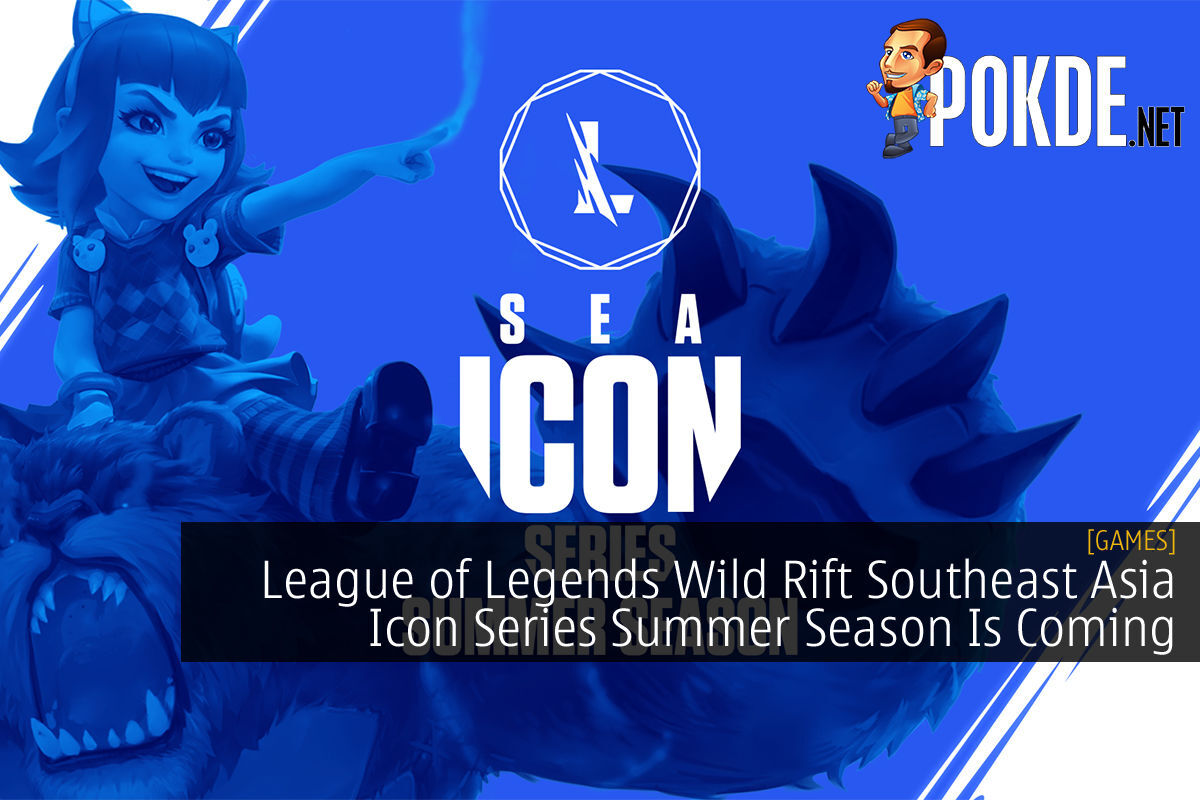 League of Legends Wild Rift Southeast Asia Icon Series Summer Season cover