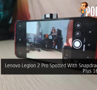 Lenovo Legion 2 Pro Spotted With Snapdragon 888 Plus 16GB RAM 24